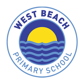 West Beach Primary School Logo